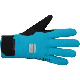 Sportful Sottozero Guantes, azul/negro